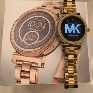 MK Access Smart Watch